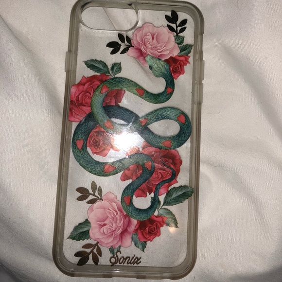 cheap for discount d2526 d6a73 Sonix Snake Heart iphone 6/7/8 case